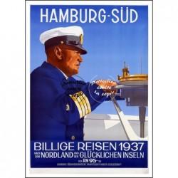BATEAU:1937 HAMBURG SUD...