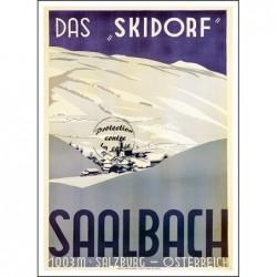 TOURISME:SAALBACH...