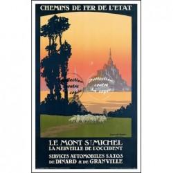 TOURISME:Le MONT ST MICHEL...