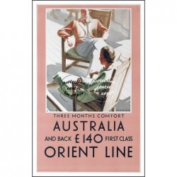 BATEAU:AUSTRALIA ORIENT...