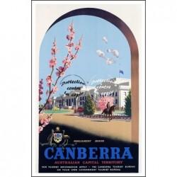 TOURISME:CANBERRA AUSTRALIE...