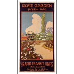 VOYAGE:ROSE GARDEN JACKSON...