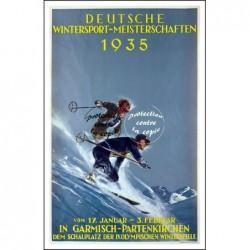 SPORT:1935 WINTERSPORT...