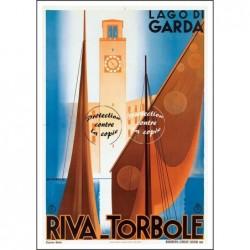 VOYAGE:RIVA TORBOLE LAGO di...