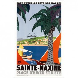 TOURISME:SAINTE MAXIME...