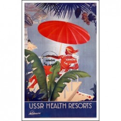 VOYAGE:USSR HEALTH RESORTS...