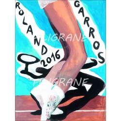 ROLAND GARROS 2016 TENNIS -...