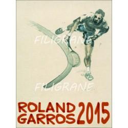 ROLAND GARROS 2015 TENNIS -...