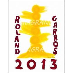 ROLAND GARROS 2013 TENNIS -...