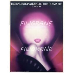 FESTIVAL de CANNES 1980 -...