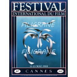 FESTIVAL de CANNES 1988 -...