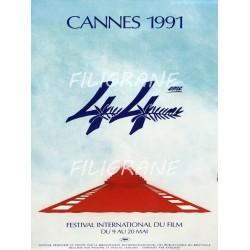FESTIVAL de CANNES 1991 -...