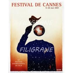 FESTIVAL de CANNES 2001 -...