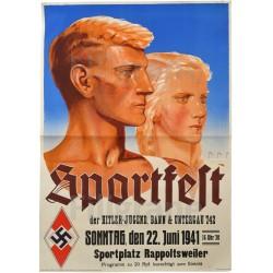 WW2 PROPAGANDE SPORTFEST...