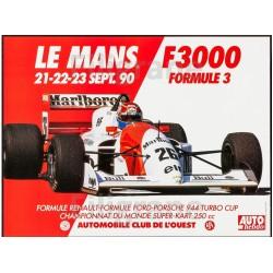 LE MANS F 3000 1990...