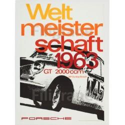 WELT MEISTER SCHAFT 1963...