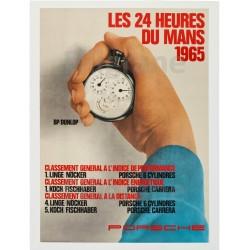 24 H du MANS 1965...