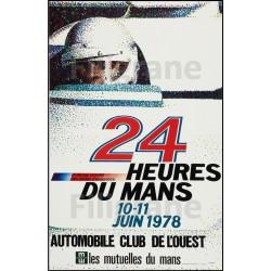 24 H DU MANS 1978...