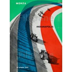 MONZA INDIANAPOLIS 1958...