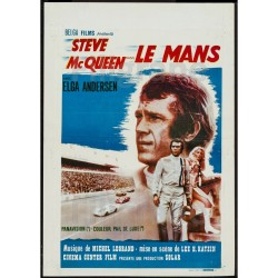 LE MANS Mc QUEEN FILM...