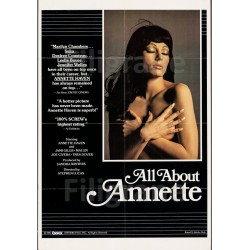 ALL ABOUT ANNETTE FILM...