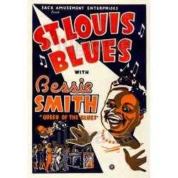 ST LOUIS BESSIE SMITH BLUES...