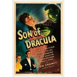 SON of DRACULA FILM Ralu...