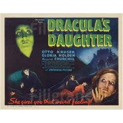 DRACULA DAUGHTER FILM Rcdv...