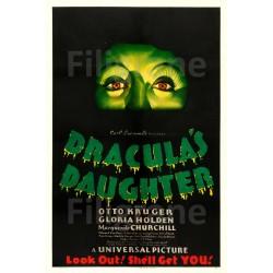 DRACULA DAUGHTER FILM Rfzf...