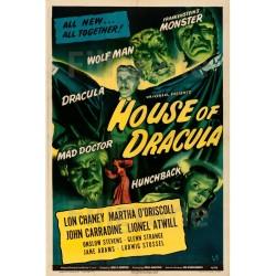 HOUSE of DRACULA FILM Roab...