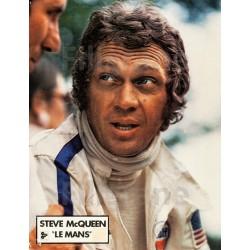 STEVE McQUEEN le MANS Rceb...