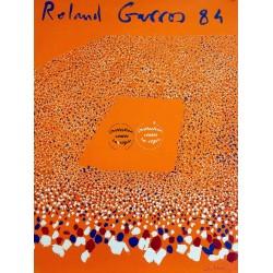 ROLAND GARROS 1984 TENNIS -...