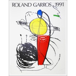 ROLAND GARROS 1991 TENNIS -...