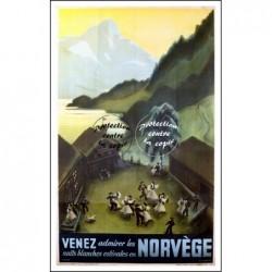 TOURISME : NORVèGE -...