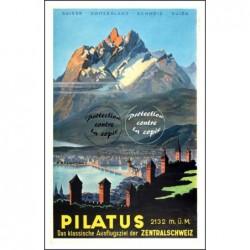 TOURISME : PILATUS SUISSE -...