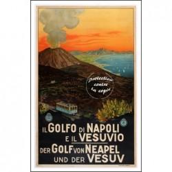 TOURISME : GOLFO NAPOLI...