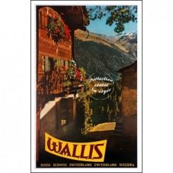 TOURISME : WALLIS SUISSE -...