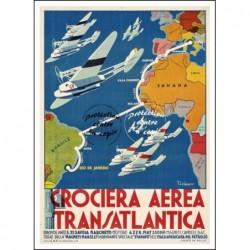 AVIATION : CROCIERA AEREA -...
