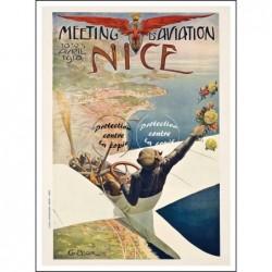 1910 MEETING d'AVIATION...