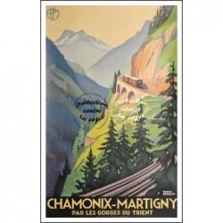 TRAIN : CHAMONIX MARTIGNY -...