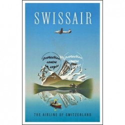SKI : AVIATION SWISSAIR...