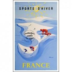 SKI : SPORT D'HIVER FRANCE...