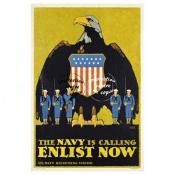 US ARMY The NAVY is CALLING...