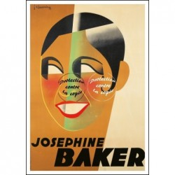 Joséphine BAKER n°8 -...