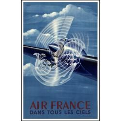 """""""AIR FRANCE dans TOUS les..."""