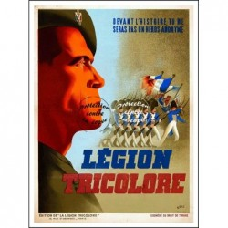 MILITARIA: LéGION TRICOLORE...